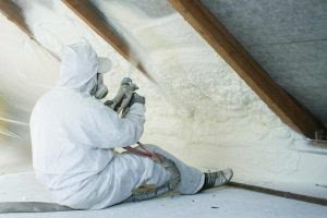 Health and Safety Spray Foam Insulation Removal